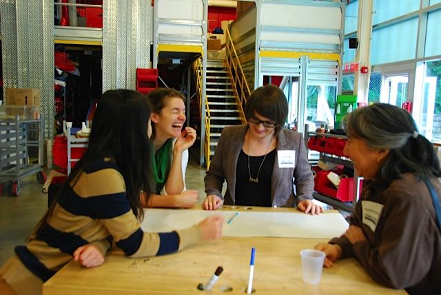 Volunteer Appreciation Day at the Ontario Science Centre