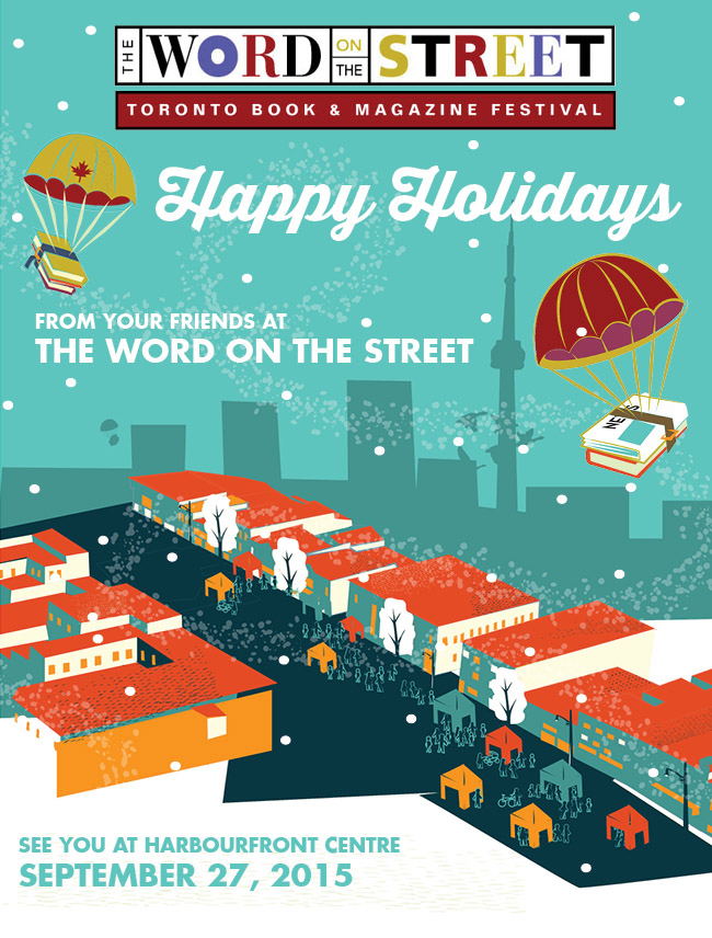 2014 Happy Holidays from The Word On the Street