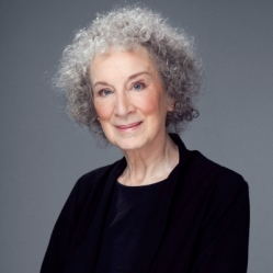 Author Lynn Crosbie will read on behalf of Margaret Atwood
