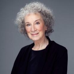 Author Lynn Crosbie will read on behalf of Margaret Atwood
